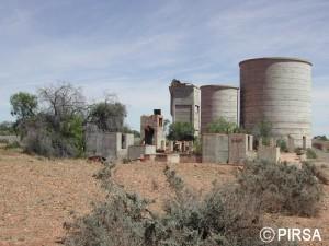 Radium Hill former uranium-radium mine - Australian ...